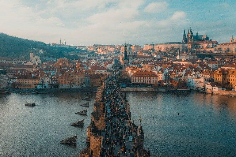 Цены на экскурсии в Праге 2020