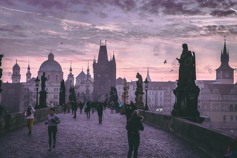 Цены в Праге и Чехии