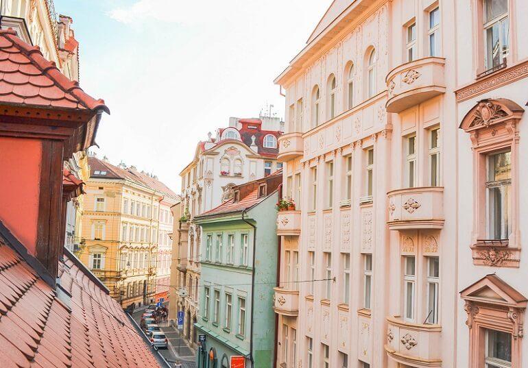 Цены на отели и квартиры в Праге в 2020 году
