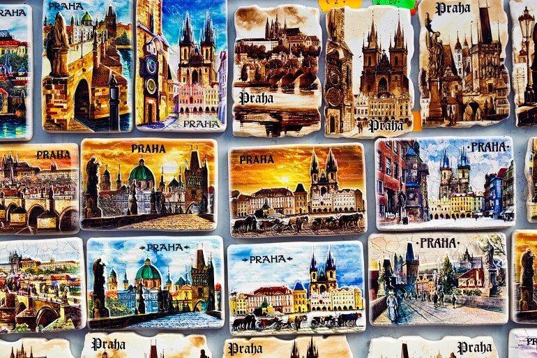 Что привезти из Праги и Чехии