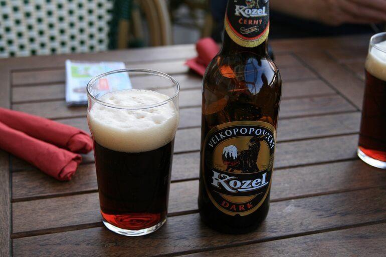 Чешское пиво как сувенир