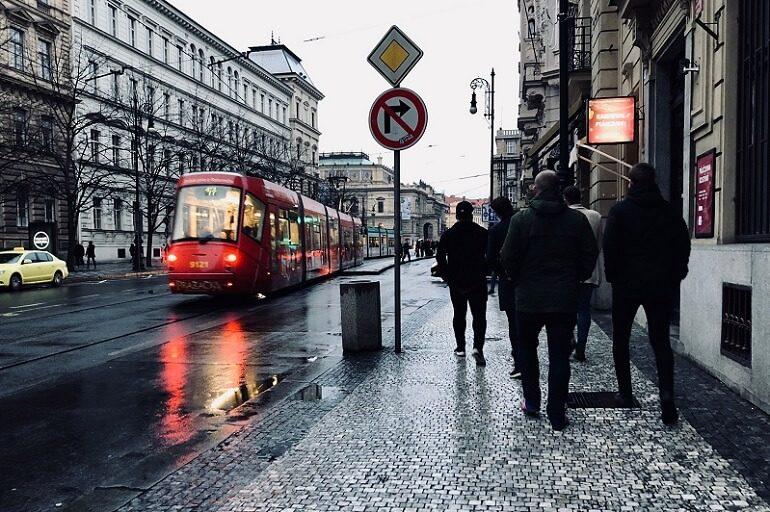 Сколько стоит транспорт в Праге