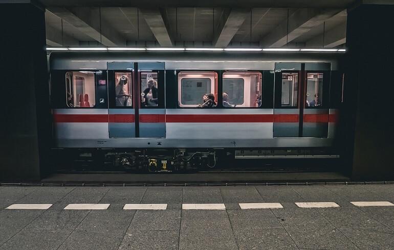 Пригородный транспорт в Праге в 2021 году