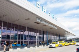 Как добраться из аэропорта Праги в центр города